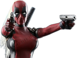 "Леди Дэдпул / Катана (""Дэдпул 2"") - КОЛЛЕКЦИОННАЯ ФИГУРКА 1/6 Lady Katana  Deadpool 2 (TE021) - TOYS ERA"