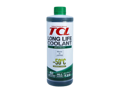 Антифриз TCL Long Life Coolant GREEN -50C 1л