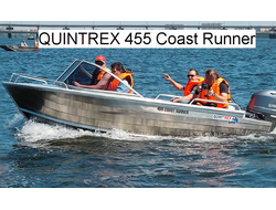 ТЕНТ НА  QUINTREX 455 Coast Runner