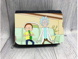 Кошельки Rick and Morty/ Рик и Морти