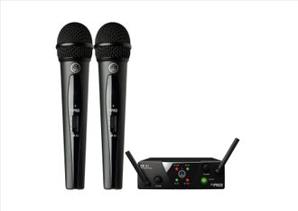 AKG WMS40 Mini2 Vocal Set вокальная радиосистема, два ручных микрофона