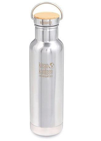 Термобутылка Klean Kanteen Reflect 20oz (592 мл) Mirrored Stainless