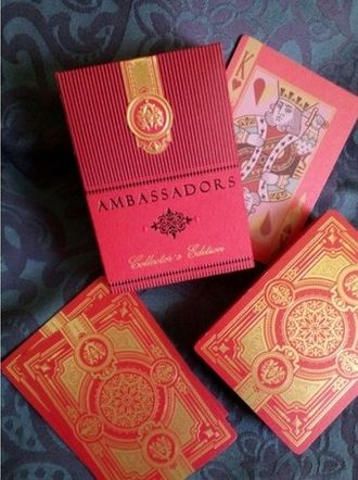 Ambassadors Collector's Edition Red