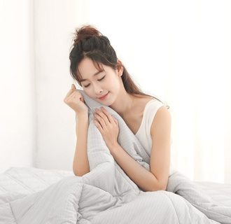 Охлаждающее одеяло Xiaomi 8H antibacterial cool feeling blanket 1.2м L1