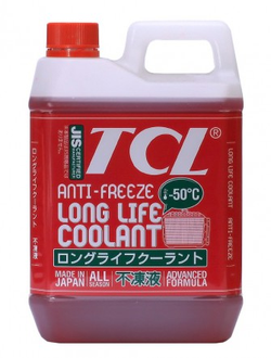 Антифриз TCL LLC RED (Long Life Coolant) - 50 (2 л)