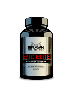 BRAWN Epic Elite (L-epikatechin? 90 caps)