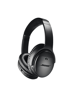 Bose QuietComfort 35 II Black в soundwavestore-company.ru