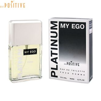 Platinum My Ego eau de toilette for men