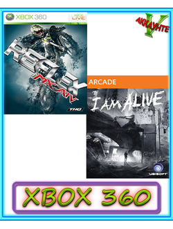 I AM ALIVE,MX VS ATV REFLEX(XBOX 360)