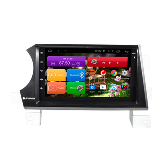 "Автомагнитола MegaZvuk PH-8703 SsangYong Actyon Sports (2007-2012) на Android 4.4.2 Quad-Core (4 ядра) 7"" Full Touch"