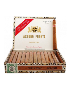 Сигары Arturo Fuente Curly Head Deluxe Natural - 25шт