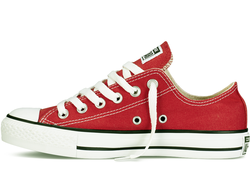 converse chuck taylor all star red 01