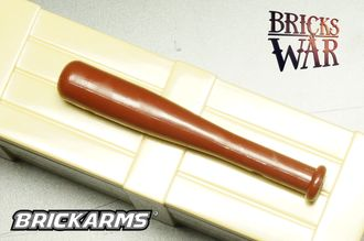 Baseball Bat Brown
