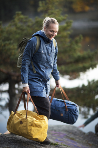 Сумка Fjallraven Duffel No.4 Black