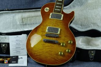 Gibson Les Paul Traditional Plus Quilt