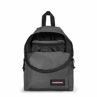 Рюкзак Eastpak Orbit Sleek'r Black Denim
