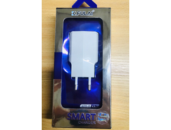 СЗУ Smart Charger K.FULAI 2USB 2.4A KA-23 Lightning