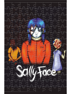 Пазл Sally Face № 4