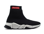 Balenciaga Speed Trainer Supreme Черные