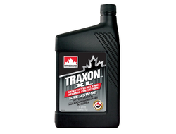 Масло трансмиссионное PETRO-CANADA TRAXON XL SYNTHETIC BLEND 75W-90 1л TRXL759C12
