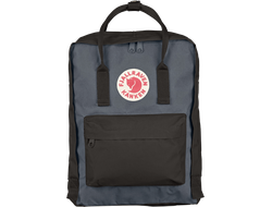 Рюкзак Fjallraven Kanken Graphite Black (No.2)