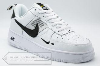 10a9fae1 Купить кроссовки Nike Air Force 1 '07 low мужские белые арт. N603