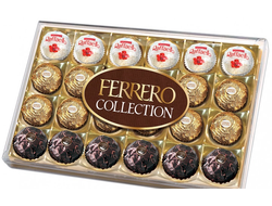 Конфеты Ferrero Collection 270 г.