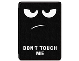 "Обложка для Kindle Paperwhite 2018 ""Don't touch"""