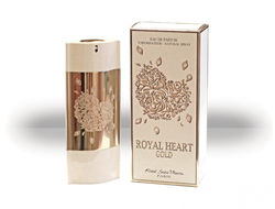 Royal Heart Gold eau de parfum