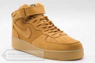 1aad7e40 Купить кроссовки Nike Air Force Mid 1 07 песочные мужские арт. N396
