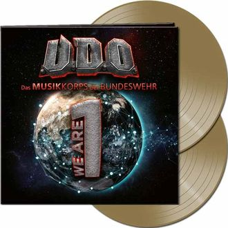 U.D.O. - We are one 2-LP Gold