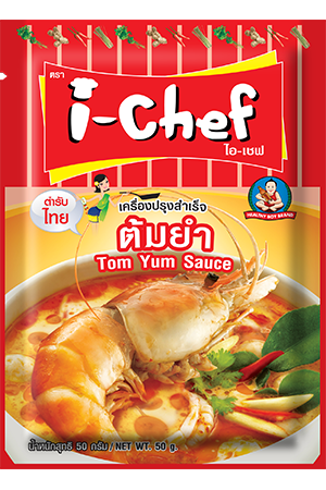 Tom Yum Sauce ( i - chef ) 50 g
