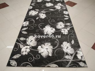 КОВЕР MEGA CARVING 1059 GRAY / 2*4 М