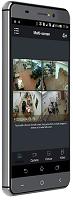 Приложение «EyeCloud», для просмотра камеры C17S со смартфона на ОС iOS и Android