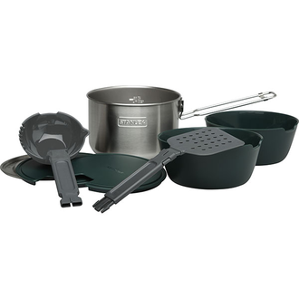 Набор посуды STANLEY ADVENTURE ALL-IN-ONE TWO BOWL COOKSET