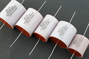 KZK Orange Line russian foil audio capacitors