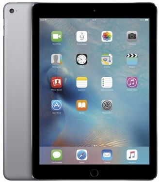Apple iPad Air 2 128gb Wifi Space Gray