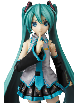 Кукла 1/6 Real Action Heroes  HATSUNE MIKU (МИКУ ХАЦУНЭ)