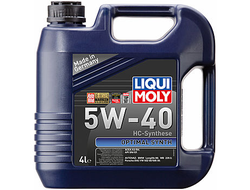 Масло моторное LIQUI MOLY Optimal Synth 5W-40 4л 3926