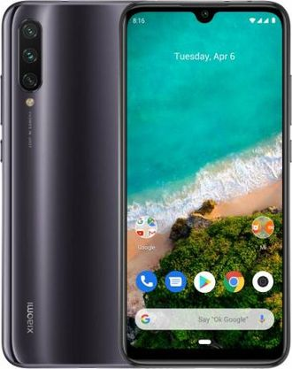 Xiaomi Mi A3 4/64Gb Gray (Global)
