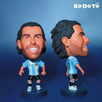 Пластиковый Carlos Tevez (National Team)