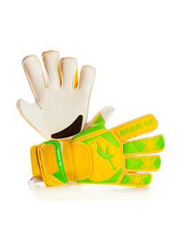 Перчатки Brave Reflex Hybrid Green\Yellow