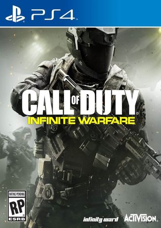 игра для PS4 Call of Duty Infinite Warfare