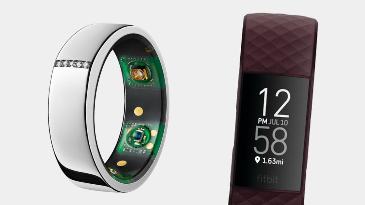 Oura Ring против Fitbit. Какой трекер выбрать?