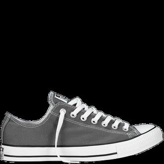 Кеды Converse All Star серые низкие купить в москве дешево 0a384bd863bd7