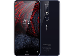 Nokia 6.1 Plus 4/64Gb Синий
