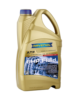 Ravenol ATF Fullsynth 6HP Fluid (4 литра)