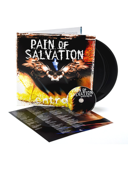 PAIN OF SALVATION - Entropia 2-LP+CD