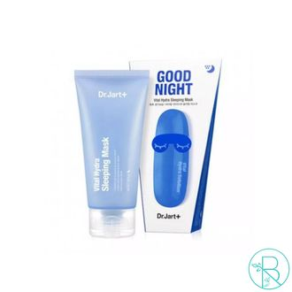 Маска ночная Dr.Jart+ Good Night Vital Hydra Sleeping Mask #скидка#
