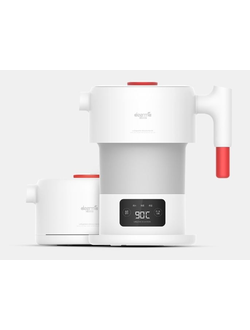 Складной электрический чайник Xiaomi Deerma Delmar multi-function folding electric kettle